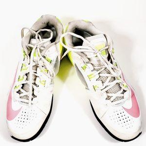 Nike Womens Lunar Ballistec 1.5 Tennis Shoes 9M